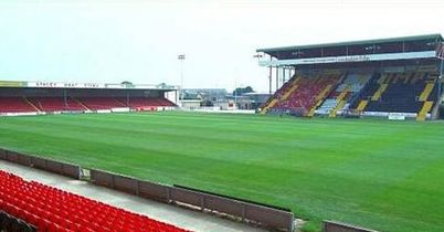 Sincil Bank: The home of Lincoln City