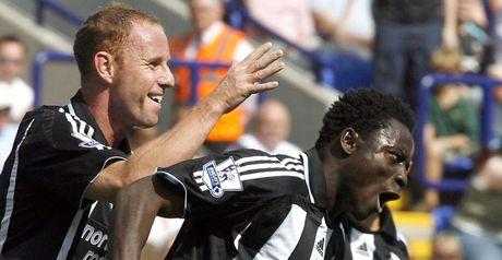 Martins: Goal joy