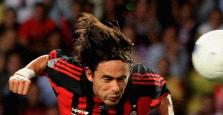 Inzaghi: Always a threat