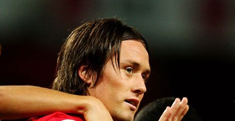 Rosicky: goal from midfield