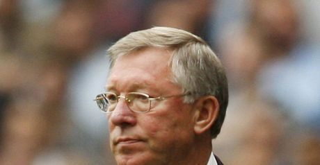 Ferguson: Unhappy with finishing