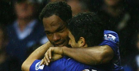 Lescott and Arteta delight