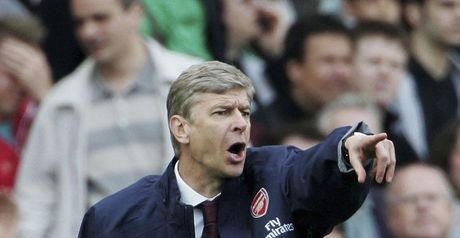 Wenger: Supportive of referees
