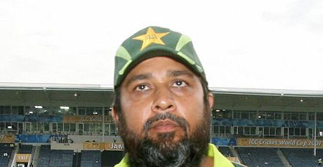 Inzamam: working hard