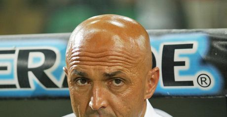 Spalletti: Under pressure