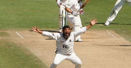 Mushtaq: 13 wickets in the match
