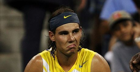 Nadal: Old injury