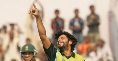 Afridi: Runs and wickets