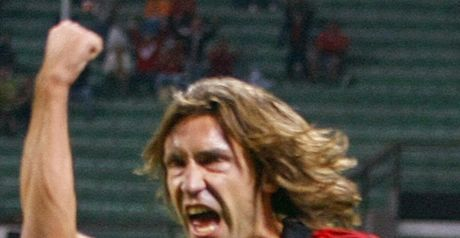 Pirlo: Gave Milan early lead