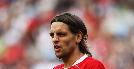 Woodgate: Cheesed off