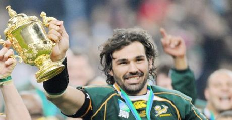 Matfield: Dropped
