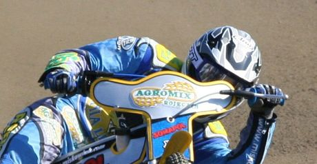 Robert Miskowiak: confirmed starter for Poole next season (photo courtesy of FOTOSPEEDWAY.PL)