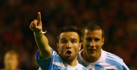Valbuena: Match winner