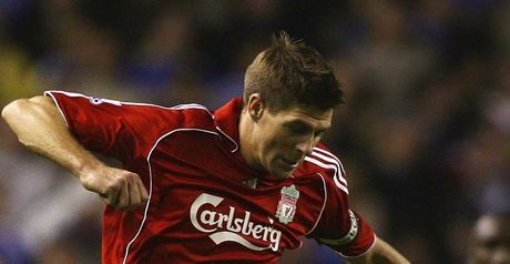 Gerrard: Liverpool match-winner