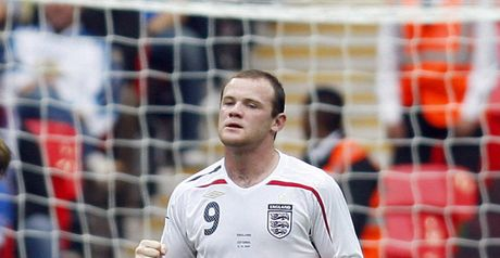 Rooney: On target