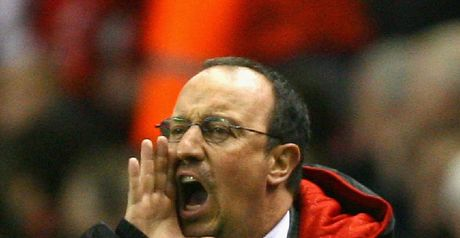 Benitez: Looking forward