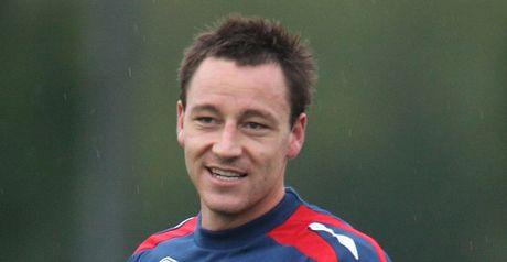Terry: Keen to retain armband