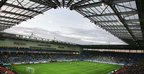 Ricoh Arena: Coventry's home ground