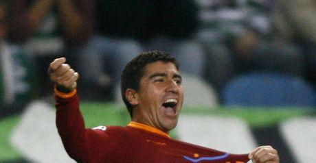 Pizarro celebrates