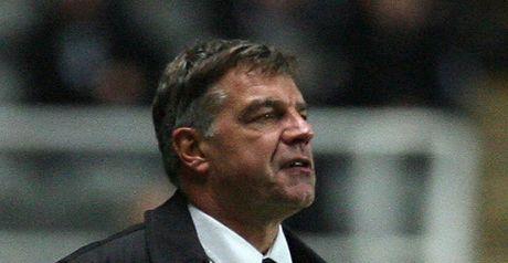 Allardyce: Angry