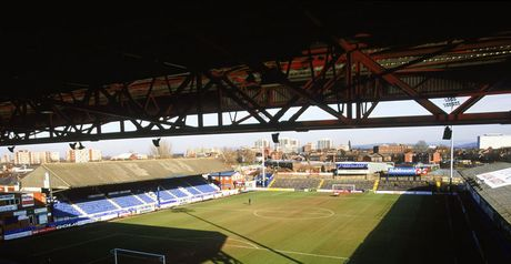 Edgeley Park: Smith return