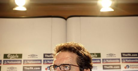 Capello: English promise
