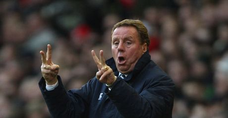 Redknapp: Starting to strengthen