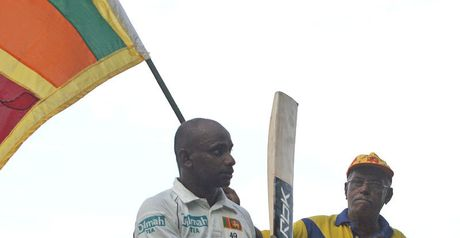 Jayasuriya: His final innings