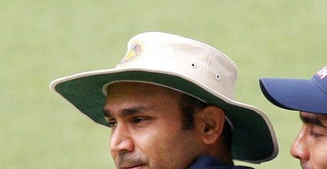 Sehwag: Critical