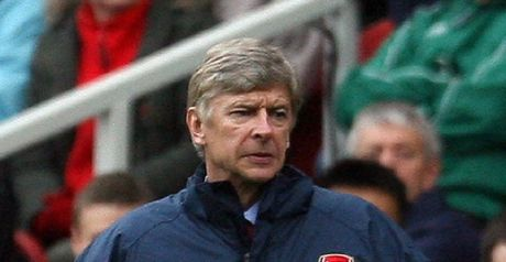 Wenger: 39th game dead