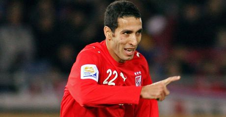 Aboutrika: Egypt brace