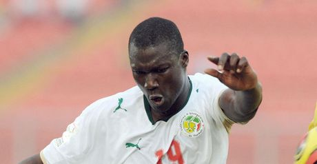 Diop battles tirelessly
