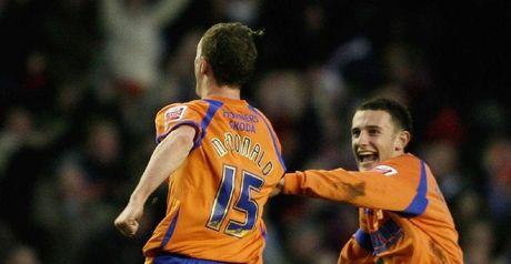 McDonald: Goal hero