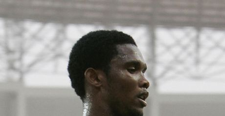 Eto'o: New tournament record