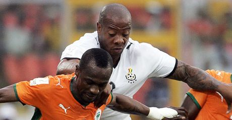 Agogo: On target for Ghana