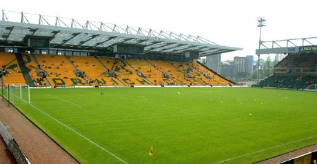Carrow Road: Possible takeover
