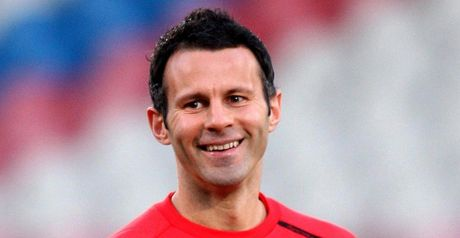 Giggs: Geared up for clash