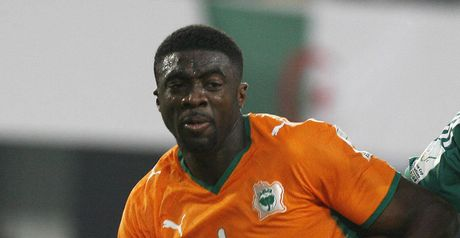 Toure: Still in Africa