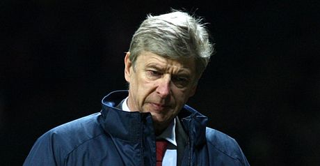 Wenger: Not happy