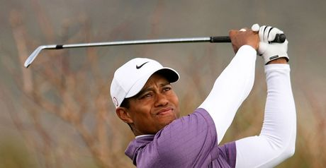 Woods: Imperious form