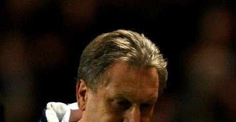 Warnock: Wants to focus on football
