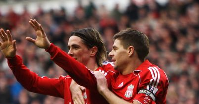 Torres and Gerrard: On target once again