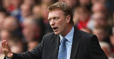Moyes: Injuries to blame