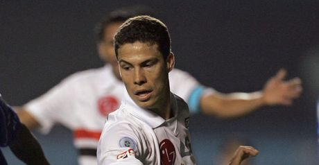 Hernanes: Linked with big move