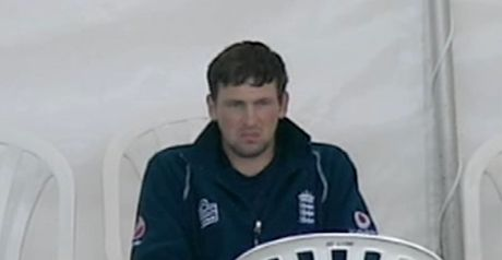 Harmison: On the defensive