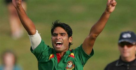 Farhad Reza: Celebrating being included in the Bangladesh squad for next month¿s Twenty20 World Cup