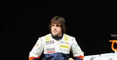 Alonso: Underdog
