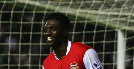 Adebayor: Wanted by two clubs