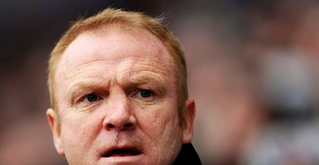 McLeish: Eyes fresh talent