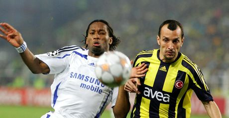 Drogba: Set to lead the line again